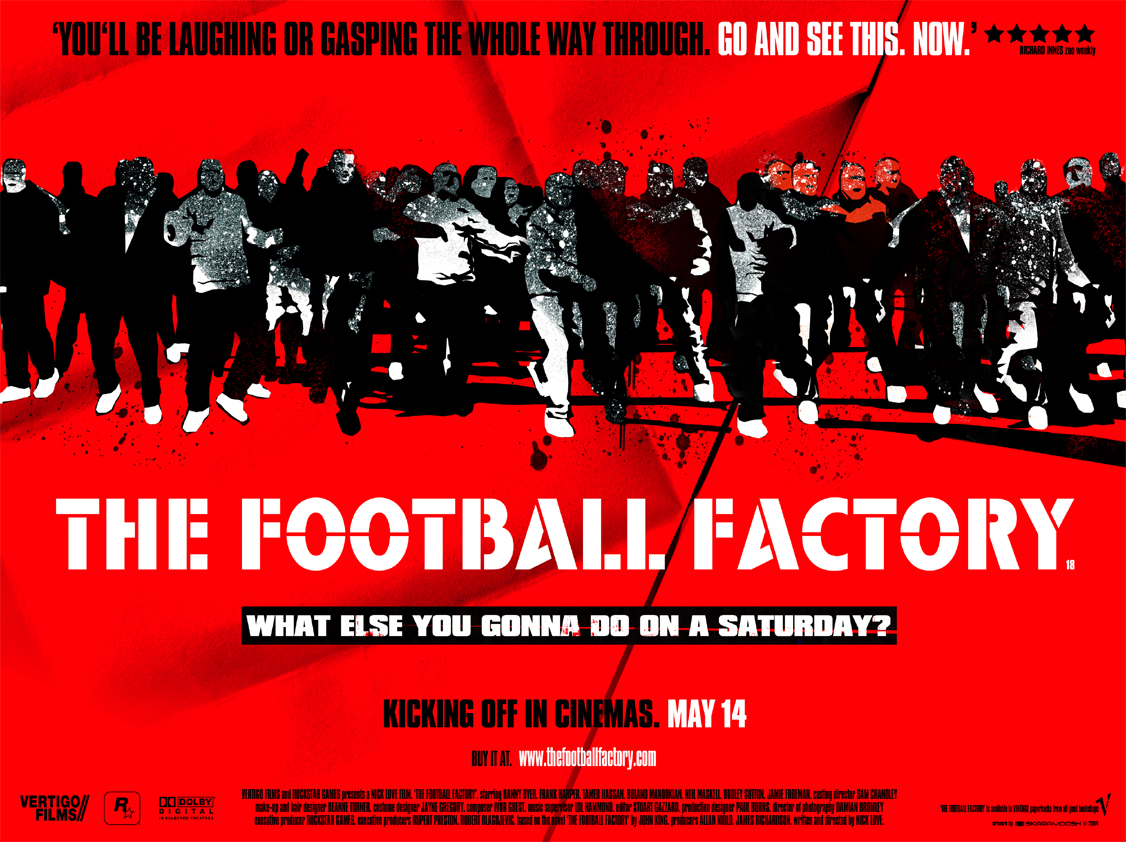 the football factory This small factory produces all the football's for the nfl and sporting good stores most of the factory is not mechanized and the football's are created.